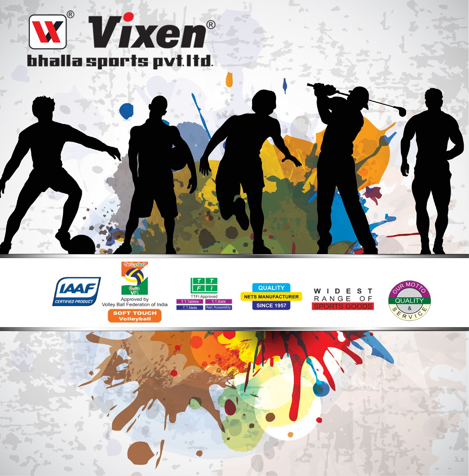 bhalla sports for vixen quality assurance